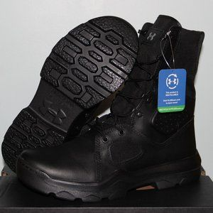 NEW Under Armour FNP Tactical Boots Mens 10.5 12